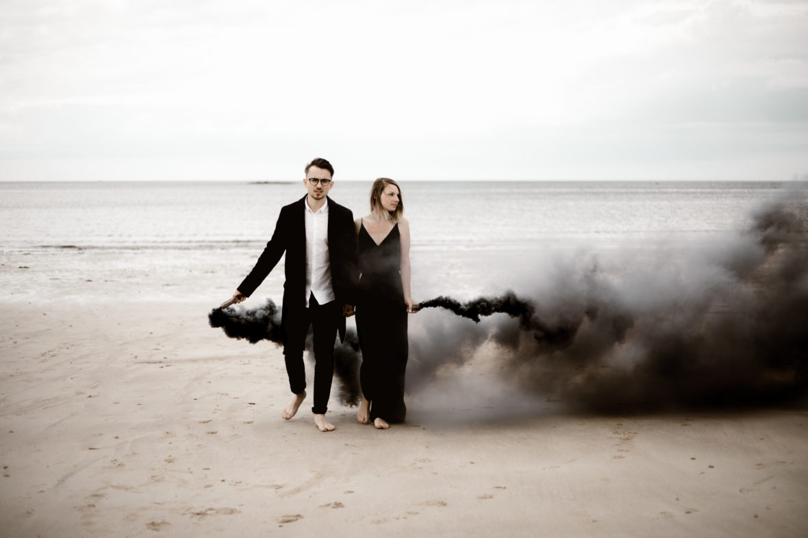 Séance Couple MARION et MALLORY - Madeleine Photographe Angers