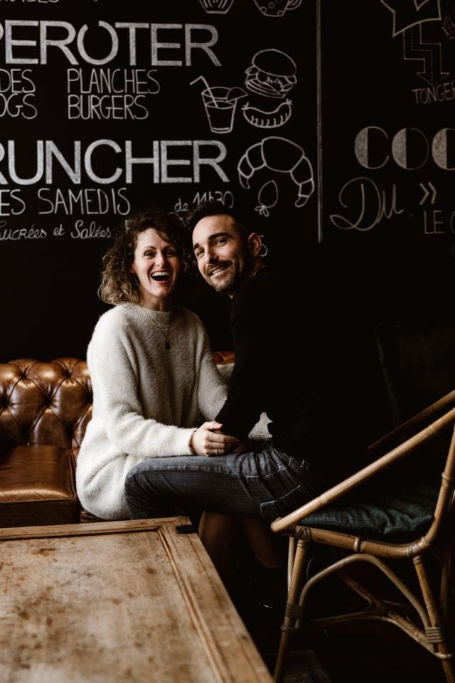 Photographe couple à Angers